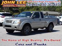 This 2004 Nissan Frontier Desert Runner XE is a solid