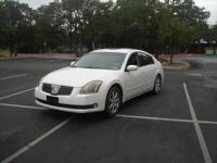 2004 Nissan Maxima SL sedan loaded with 3.5 V6 engine
