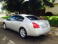 . I have a nice 2004 Nissan Maxima V6 3.5 L. It has