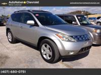 2004 Nissan Murano Our Location is: AutoNation