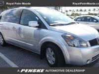 This Nissan is in Excellent overall exterior condition,