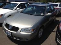 2004 Nissan Sentra Sedan Our Location is: Mazda of