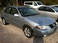 2004 Nissan Sentra Sedan S Our Location is: Nissan of