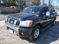 You'll be completely happy with this 2004 Nissan Titan.
