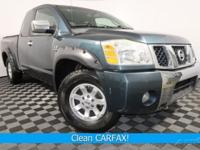 New Price! Clean CARFAX. Extended Cab, 5.6L V8 SMPI