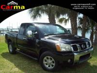 Nice 2004 Nissan Titan le King Cab. Good condition