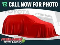 ***CLEAN CARFAX HISTORY***, ***ONE OWNER***, and