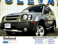 Options Included: N/ASTOP!! Read this!!! This Xterra