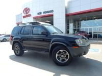 We are excited to offer this 2004 Nissan Xterra. This