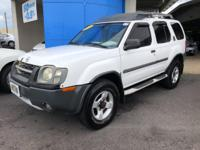 Looking for a clean, well-cared for 2004 Nissan Xterra?
