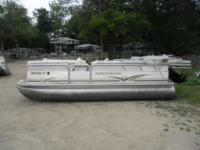 Up for auction is a 2004 Northwood 2023 Reitta 20'