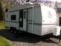 2004 Northwood Desert Fox 21SW Toy Hauler This