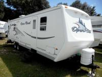 This 39' Travel Trailer features one slide out and an