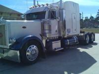 up for sale my 379 pete.well maintain truck with lot of