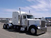 2004 Peterbilt 379 EXHD,CAT C-15 550 HP 655 18 Speed