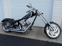 2004 PitBoss Chopper Super SideWinder Black with