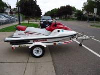 2004  POLARIS VIRAGE PWC (JET SKI) (((25.9 HOURS))(700