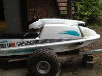 I am selling my 2004 Polaris MSX 150 hp turbo PSW. This