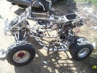 i have a polaris predator 500 2004 parting out good