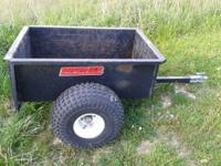 I am selling my Polaris Sportsman 500 H.O. 4-wheeler.