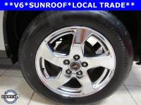 SUNROOF, 3.4L V6 SFI, 4-Speed Automatic with Overdrive,