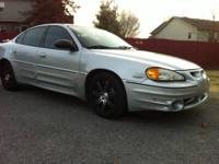 2004 Pontiac Grand Am GT $4,500 or best offer Good