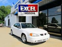 Options Included: N/AHere's a 2004 Pontiac Grand Am SE