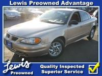 Options Included: N/AThis do-it-all 2004 Pontiac Grand