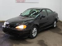 Options Included: N/A2004 PONTIAC Grand Am 4dr Sdn SE