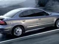 Recent Arrival! 2004 Pontiac Grand Am SE CARFAX