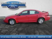 Exterior Color: red, Body: Sedan, Engine: 3.4L V6 12V