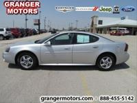 Options Included: N/AThis 2004 Pontiac Grand Prix GT2