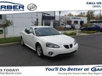 2004 Pontiac Grand Prix GT2! Featuring a 3.8L V6 and
