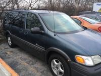 This vehicle will be sold as is and at buyer's