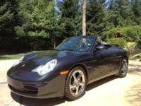 2004 Porsche 911 Cabriolet - 25,837 Original Miles - 1
