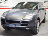 2004 Porsche Cayenne S We just got this very clean