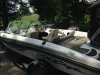 Lot on a fantastic boat! Watercraft is 2004 Procraft