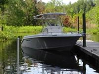 2004 pro line 24 super sport which is the donzi hull