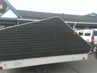 2004 R&R Trailers tilt Ask for Pat. Request for Pat.