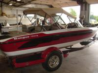 2004 Ranger Reata 190VS Fish/Ski w/Mercury 150hp