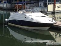 Complete Marine inspection performed last month and