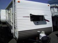 LOCAL TRADE IN , 2004 ROAD RUNNER 21 FT TRAVEL TRAILER