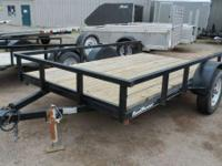 2004 Road Runner FD-228 HEAVY DUTY UNIVERSAL TRAILER