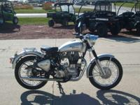2004 Royal Enfield Bullet Sixty-5 Blast To Ride the