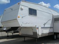 Stock#7224 Condition: Used 2004 RVISION TRAILLITE Fifth