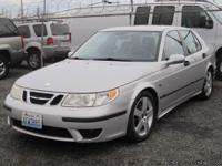 2004 Saab 9-5 Will be auctioned at The Bellingham