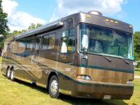 2004 Safari Panther Diesel Pusher Model: 4213 Fully