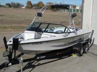 You are looking at 2004 SANGER V210 WAKEBOARD BOAT WITH