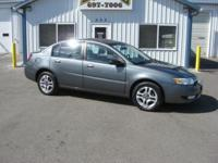Options Included: N/A2004 SATURN ION - LOW MILES -