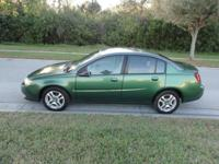 2004 Saturn Ion 3 108,800 miles. Filled with leather,